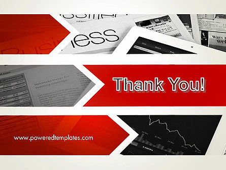 Forward Oriented PowerPoint Template Slide 20