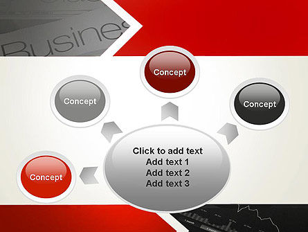 Forward Oriented PowerPoint Template Slide 7