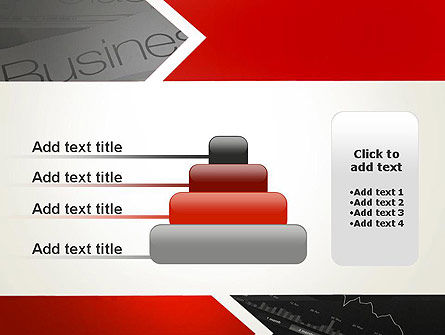 Forward Oriented PowerPoint Template Slide 8