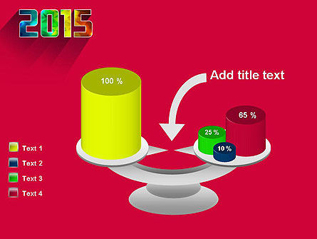 Modern Style 2015 PowerPoint Template Slide 10