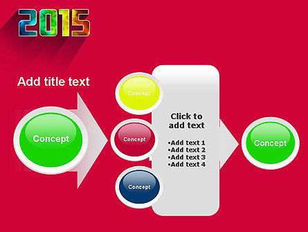 Modern Style 2015 PowerPoint Template Slide 17