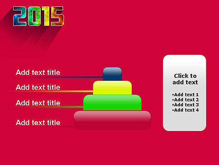 Modern Style 2015 PowerPoint Template Slide 8