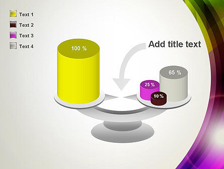 Colorful Abstract PowerPoint Template Slide 10