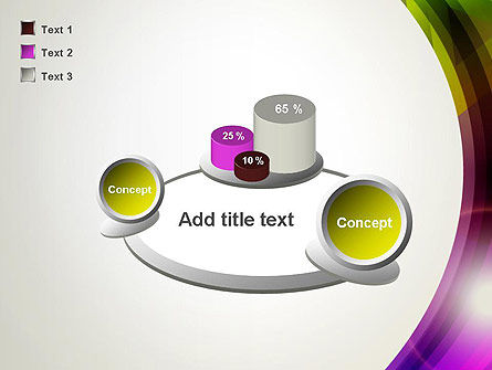 Colorful Abstract PowerPoint Template Slide 16