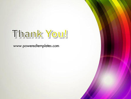 Colorful Abstract PowerPoint Template Slide 20