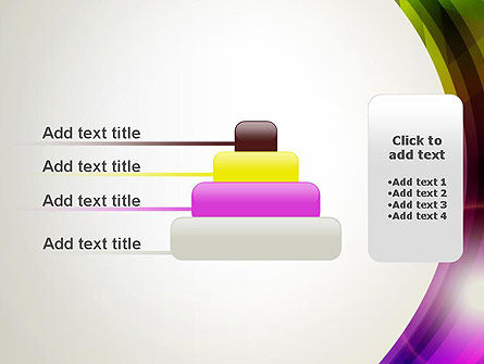 Colorful Abstract PowerPoint Template Slide 8
