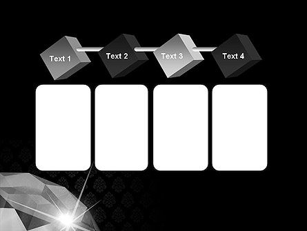 Diamond Facets PowerPoint Template Slide 18