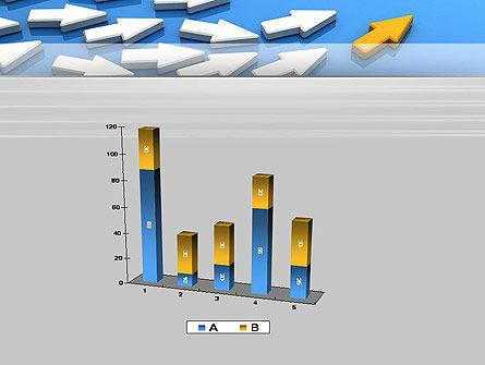 Managing Arrow PowerPoint Template Slide 17