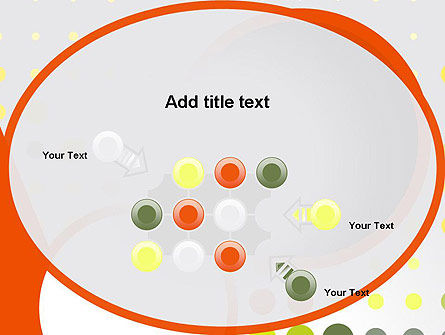 Abstract Circles PowerPoint Template Slide 10