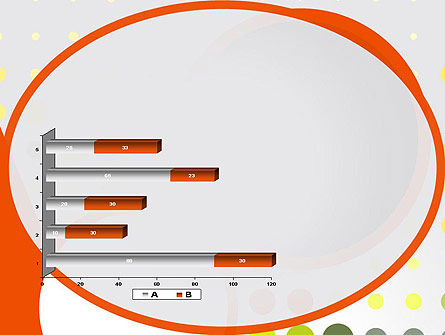 Abstract Circles PowerPoint Template Slide 11
