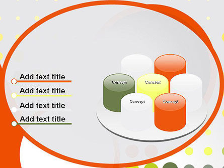 Abstract Circles PowerPoint Template Slide 12