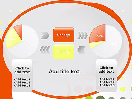 Abstract Circles PowerPoint Template Slide 16