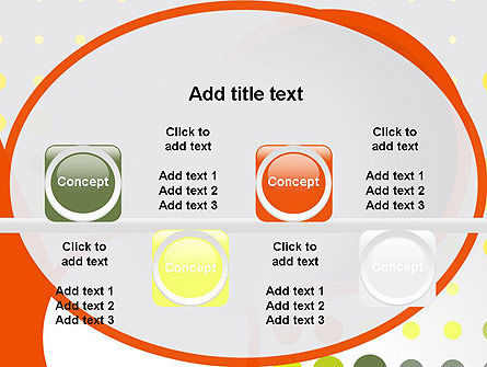 Abstract Circles PowerPoint Template Slide 18