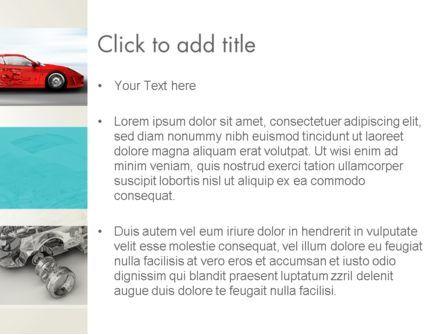 Car Design Industry PowerPoint Template, Slide 3, 12650, Careers/Industry — PoweredTemplate.com