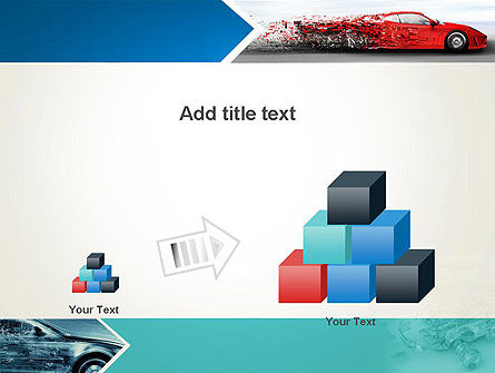 Car Design Industry PowerPoint Template Slide 13