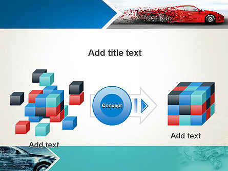 Car Design Industry PowerPoint Template Slide 17