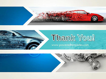 Car Design Industry PowerPoint Template Slide 20