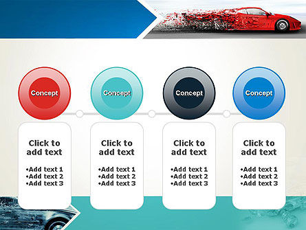 Car Design Industry PowerPoint Template Slide 5