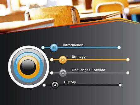 Methodology in Education PowerPoint Template, Slide 3, 12660, Education & Training — PoweredTemplate.com