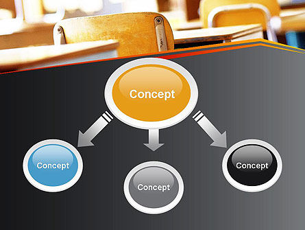 Methodology in Education PowerPoint Template, Slide 4, 12660, Education & Training — PoweredTemplate.com