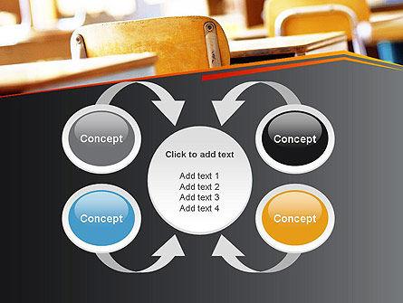Methodology in Education PowerPoint Template Slide 6