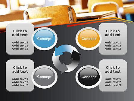 Methodology in Education PowerPoint Template Slide 9