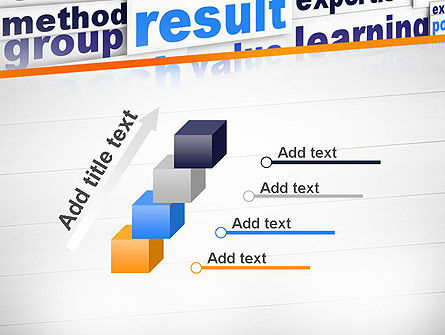 Training and Coaching Word Cloud PowerPoint Template Slide 14