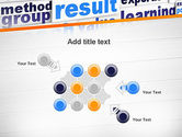 Training and Coaching Word Cloud PowerPoint Template#10