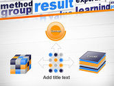 Training and Coaching Word Cloud PowerPoint Template#19