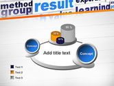 Training and Coaching Word Cloud PowerPoint Template#6