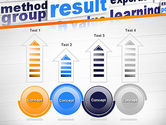 Training and Coaching Word Cloud PowerPoint Template#7