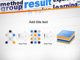 Training and Coaching Word Cloud PowerPoint Template#9