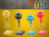 Happy New Year 2015 PowerPoint Template#8