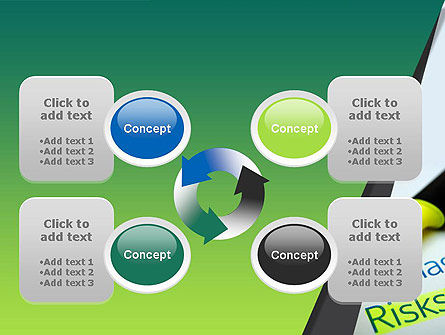 Managing Risks PowerPoint Template Slide 9