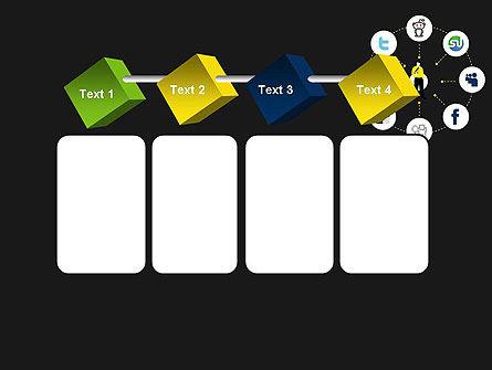 Social Media Optimization PowerPoint Template Slide 18