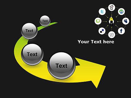 Social Media Optimization PowerPoint Template Slide 6