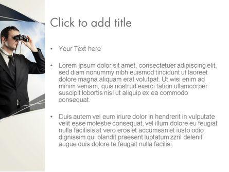 Career Advice Service PowerPoint Template, Slide 3, 12679, Business Concepts — PoweredTemplate.com