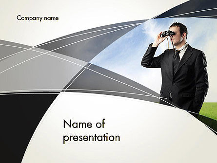 Career Advice Service PowerPoint Template