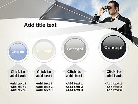 Career Advice Service PowerPoint Template Slide 13