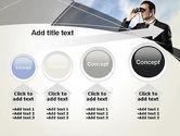 Career Advice Service PowerPoint Template#13