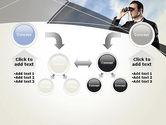 Career Advice Service PowerPoint Template#19