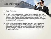 Career Advice Service PowerPoint Template#2