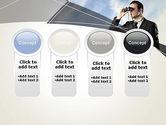 Career Advice Service PowerPoint Template#5