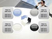 Career Advice Service PowerPoint Template#9