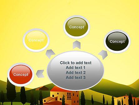 Valley Village PowerPoint Template Slide 7
