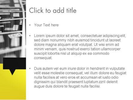 3D Navigation Map PowerPoint Template, Slide 3, 12692, Careers/Industry — PoweredTemplate.com