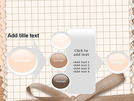 Handmade Card PowerPoint Template Slide 17