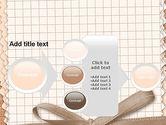 Handmade Card PowerPoint Template#17