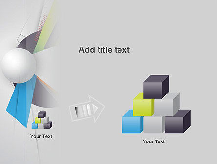 Origami Style PowerPoint Template Slide 13