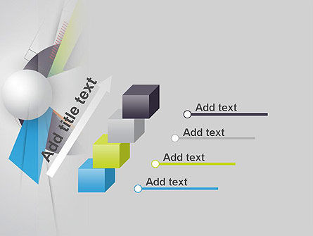 Origami Style PowerPoint Template Slide 14